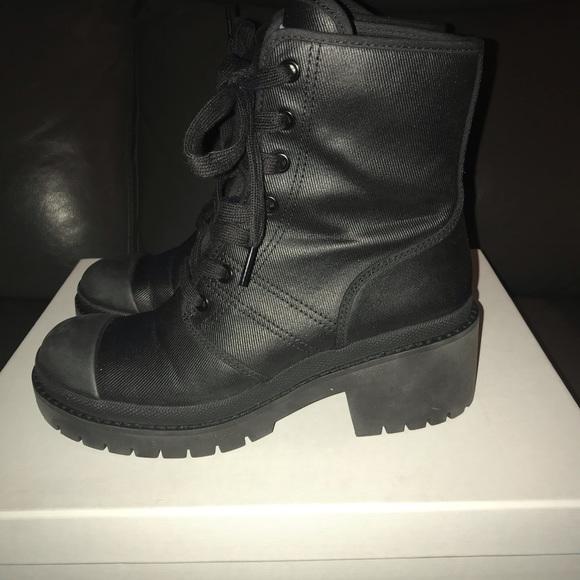 Marc Jacobs Bristol Combat Boots | Poshmark